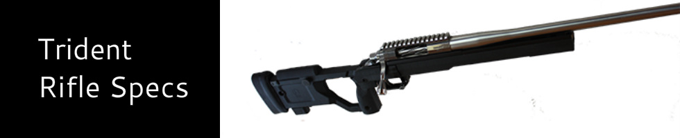Gun Menu - Sage Flats Shooter - Sage Flats Shooter LLC
